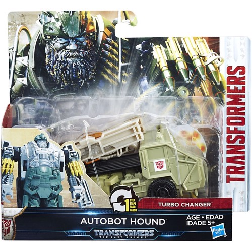 Image of Transformers, Hound, The last Knight (630509516605)