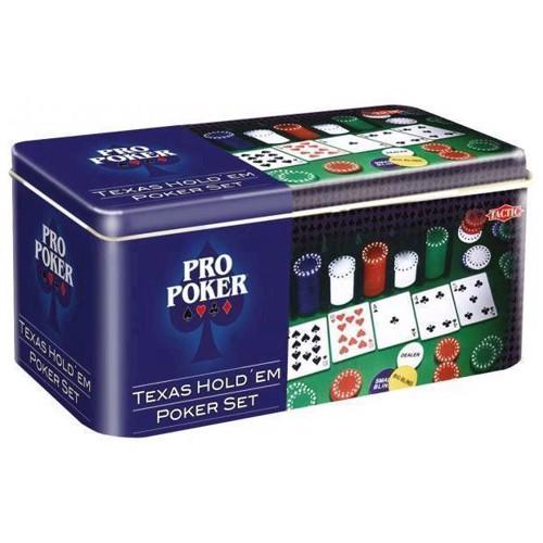 Image of Pro Poker Sæt Texas Holdem (6416739030951)