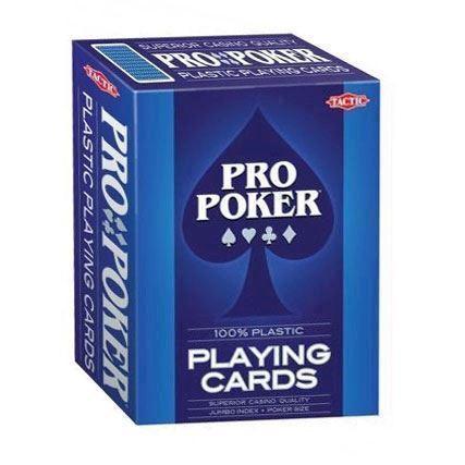 Image of Pro Poker spillekort (6416739031330)
