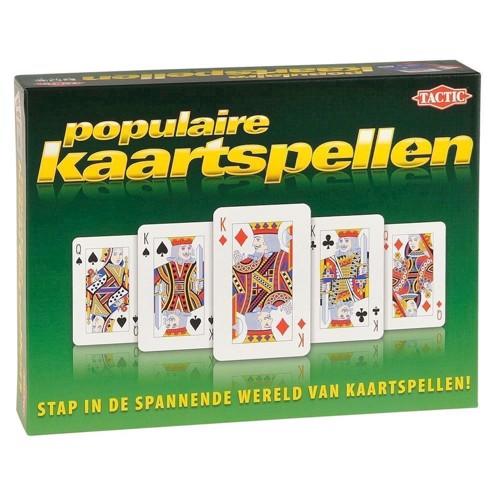 Image of Populære Kortspil i æske (6416739401218)