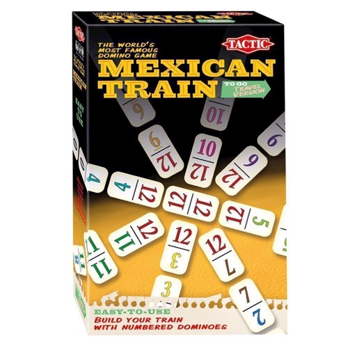 Image of Mexican Train rejseudgave
