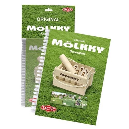 Image of Mölkky Scoreblok