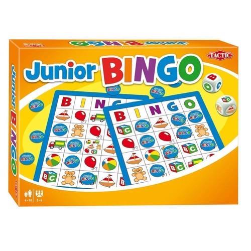 Image of Tactic, Junior bingo (6416739404981)