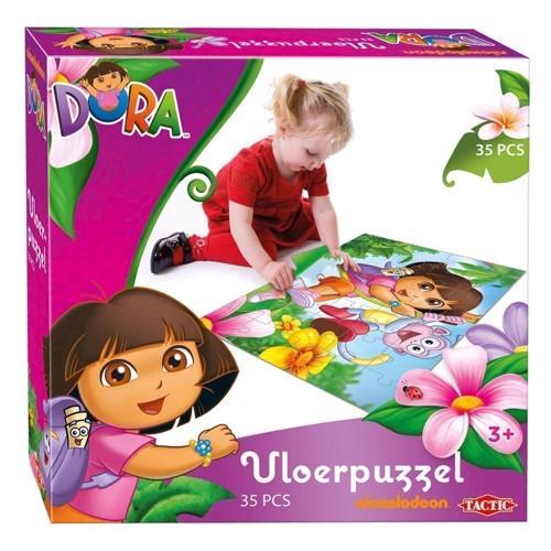 Image of   Dora udforskeren, gulvpuslespil