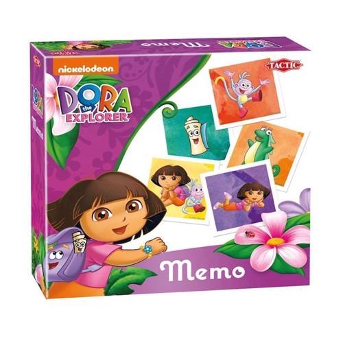 Image of   Dora udforskeren, vendespil