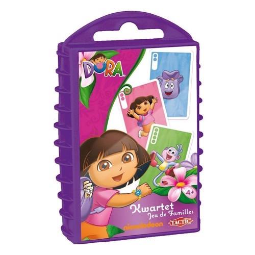 Image of   Dora udforskeren, Quartet, spil