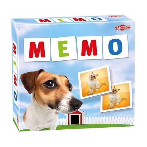 Image of Memo, vendespil med dyr (6416739414393)