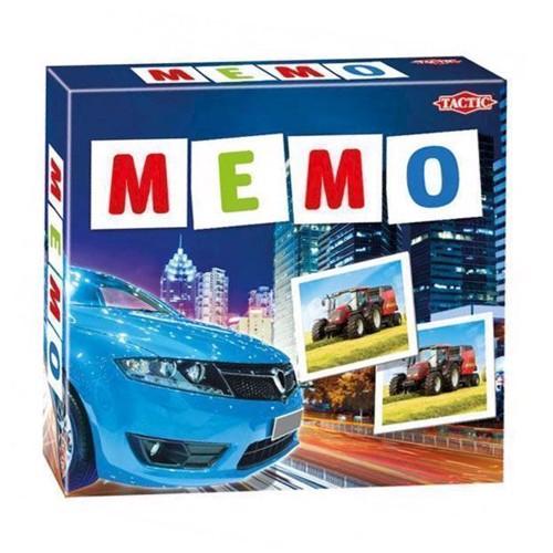 Image of Memo, vendespil med køretøjer (6416739414423)