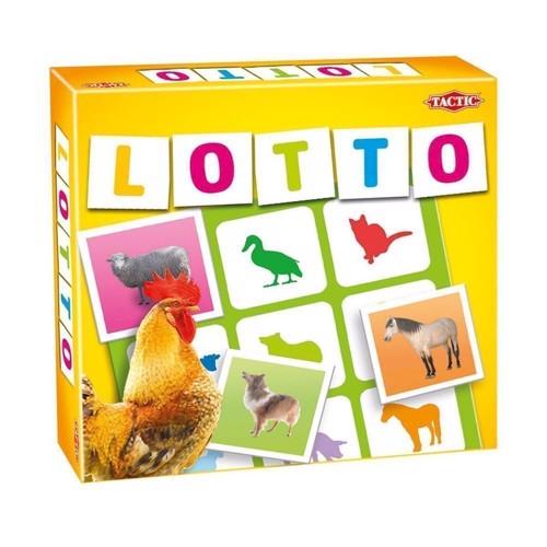 Image of Bondegårds lotteri (6416739414492)