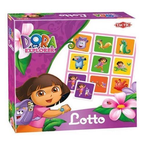 Image of   Dora udforskeren, Lotto