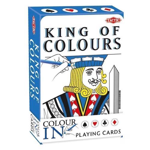 Image of   Mal dine egne spillekort