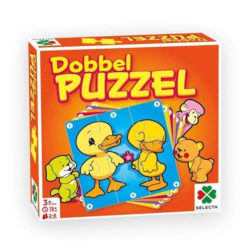 Image of   Double Puzzle