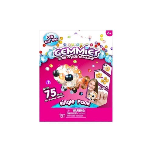 Image of   Gemmies Fun Pack, ugle