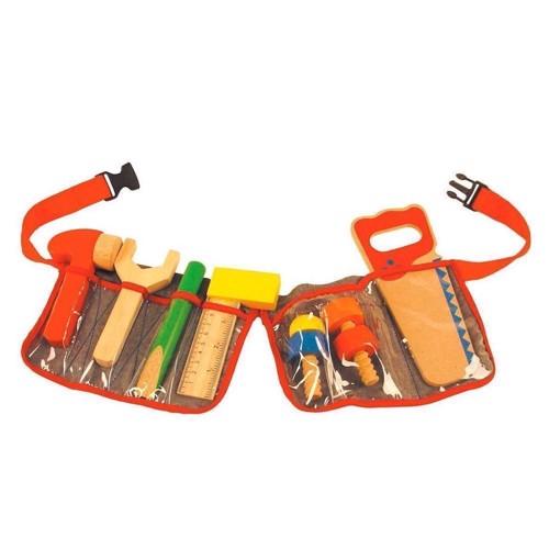 Image of   Værkstøjsbælte med værktøj