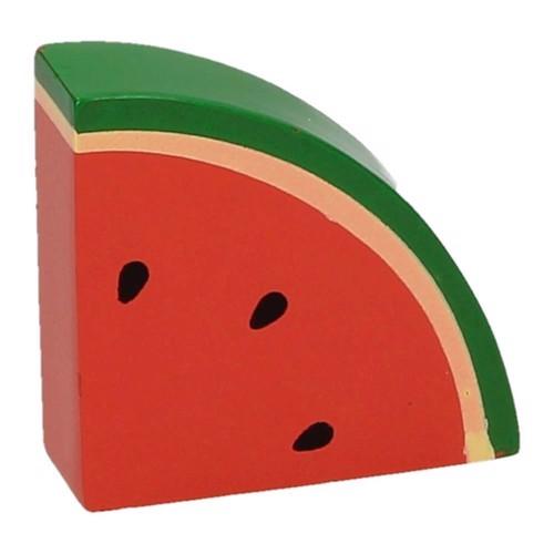 Image of Træ legetøj, melon (691621251607)