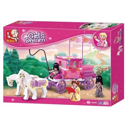 Image of Sluban Royal Carriage (6938242950507)