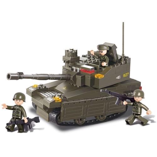 Image of Sluban Leopard militær tank (6938242950972)