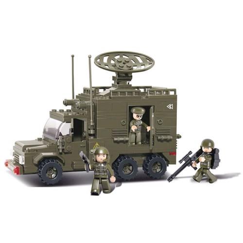 Image of Sluban Radar Vehicle (6938242951269)