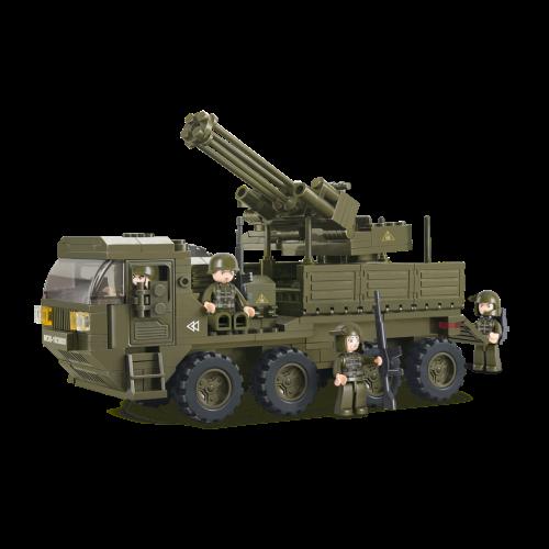 Image of Sluban Anti-luft kanon, 311 sluban klodser (6938242951283)