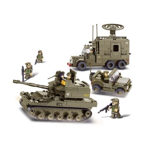 Image of Sluban Panzer Elite (6938242951337)