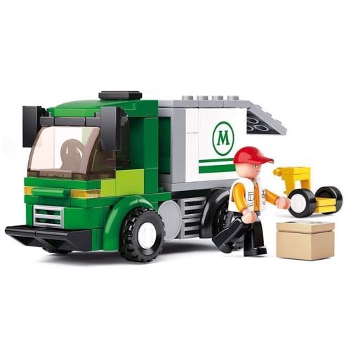 Image of Sluban Truck (6938242952280)