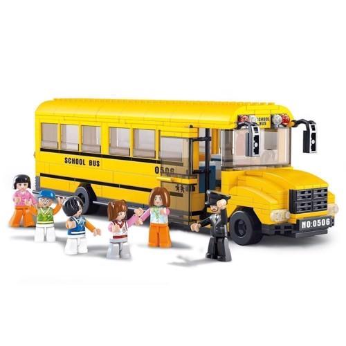 Image of Sluban stor skolebus (6938242952761)