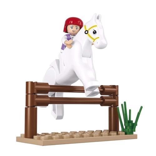 Image of Sluban hest med spring (6938242952877)