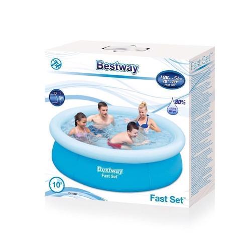 Image of   Bestway, pool, fastsæt
