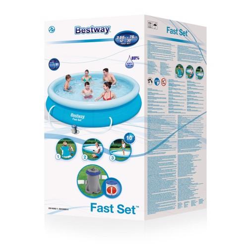 Image of   Bestway Pool, 366 x 76 cm