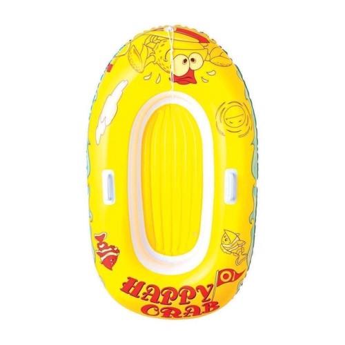 Image of Bestway oppustelig båd, junior blå (6942138930368)