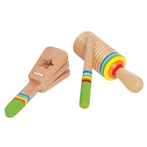 Image of   HAPE Rytme sæt Musikinstrument