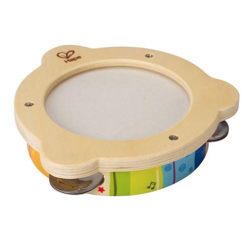 Image of   Hape E0304 børne tamburin