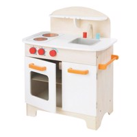 Hape Wooden Kitchen White