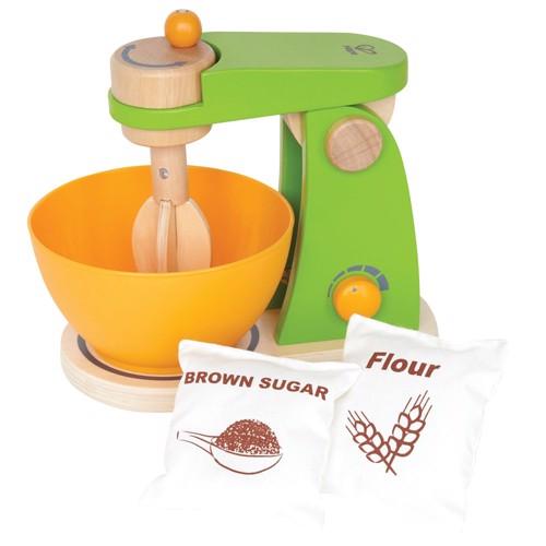 Image of   Hape E3104 legetøjs køkkenmaskine i træ