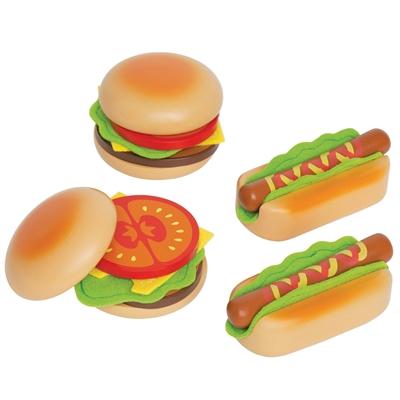 Image of   HAPE Hamburgers & Hotdogs Legemad
