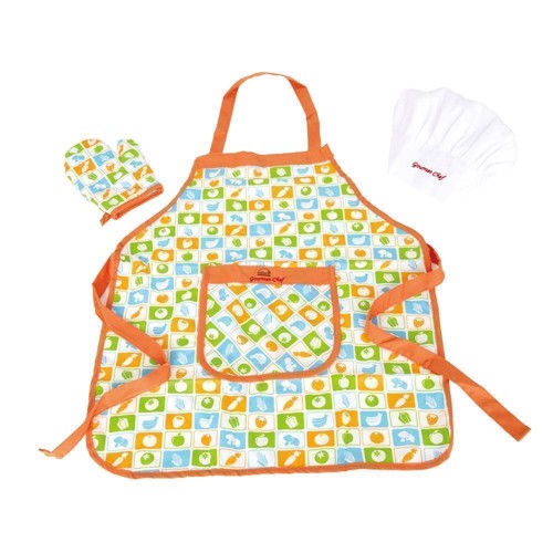 Image of Hape Apron and accessories