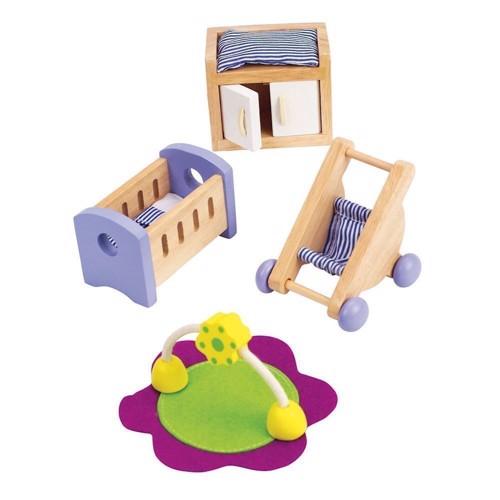 Hape Dukkehus, Baby værelse