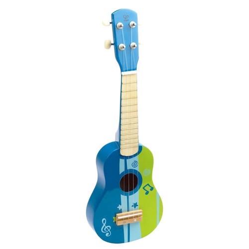 Image of   Hape Guitar, blå
