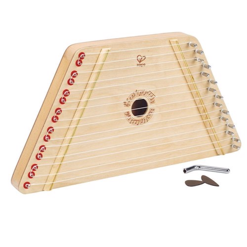 Image of Hape Happy Harp (6943478009806)