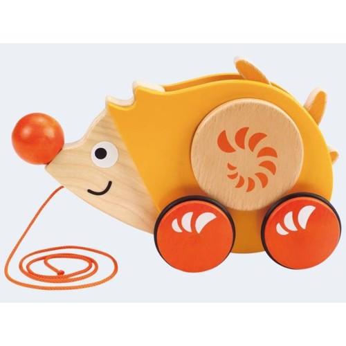 Image of   Hape E0315 pindsvin, orange