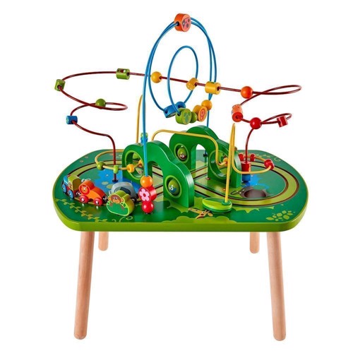 Image of Hape Activities Table Jungle (6943478015029)