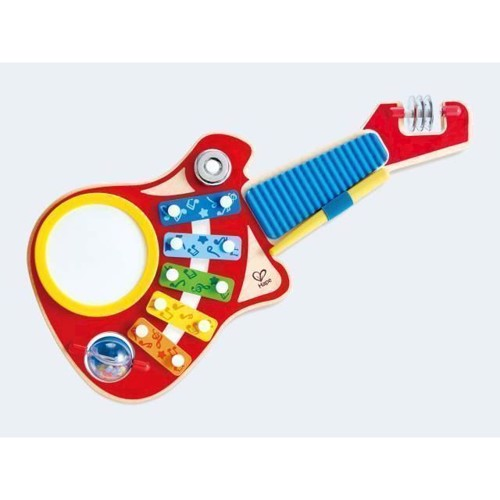 Image of   Hape E0335 Musikinstrument 6i1
