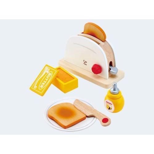 Image of   Hape E3148 Pop Up Toaster Sæt
