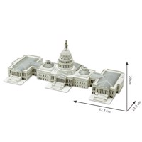3D Puzzle The US Capitol