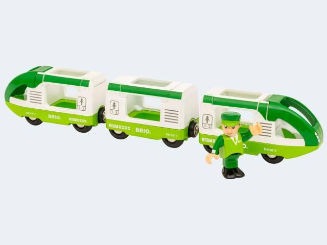 Image of   BRIO grønt tog