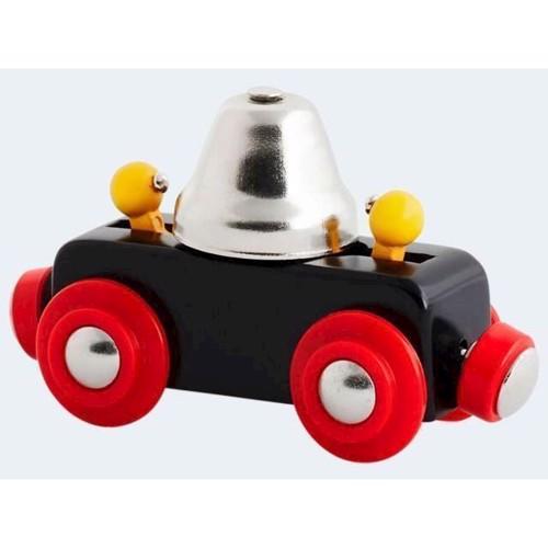 Image of   BRIO bell car, vogn med klokke