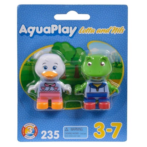 Image of Aquaplay 235, Figurer Til Vandbane, And Og Frø