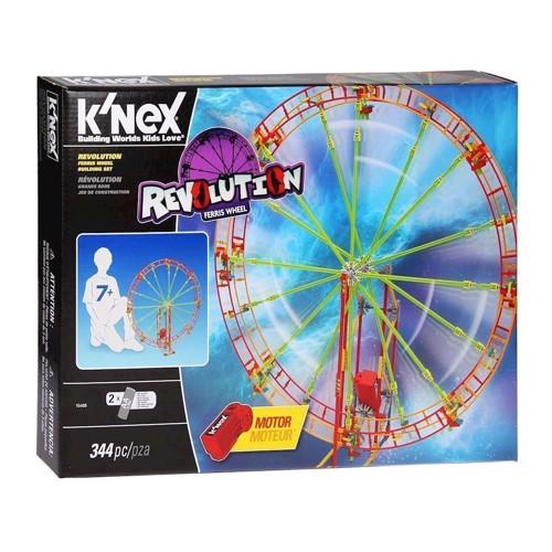 Image of Knex byggesæt, Revolutionary pariserhjul (744476154088)
