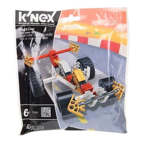 Image of Knex Byggesæt, racerbil (744476722560)