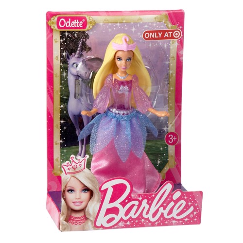 Image of   Barbie dukke, Prinsessedukke -Odette